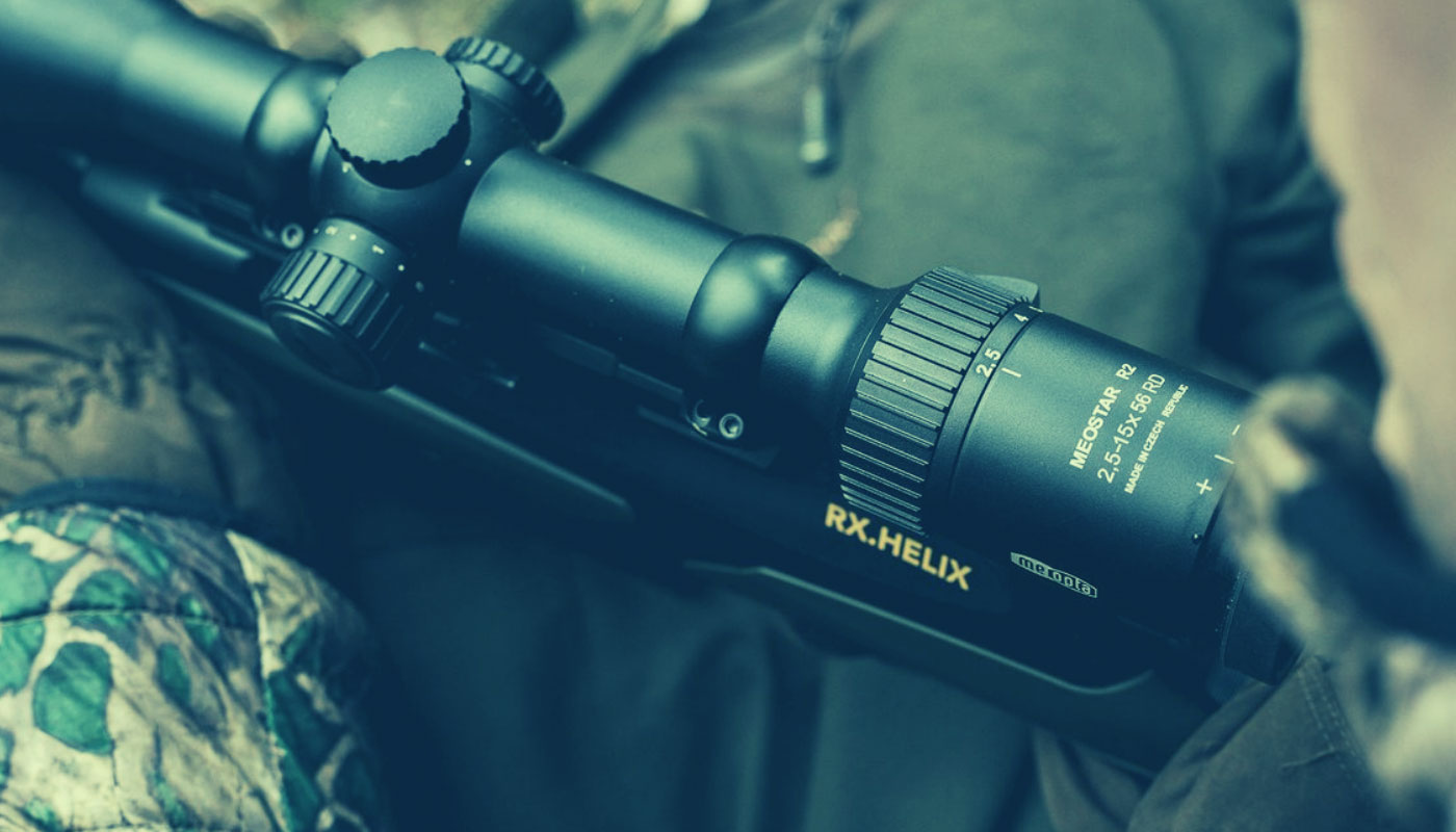 Riflescopes Optics helix merkel